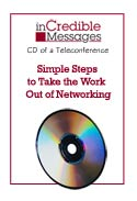 Simple Ways to Take the Work Out of Networking